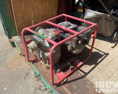 2016 (unverified) Multiquip QP-3TH Water Pump
