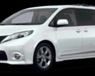 2012 Toyota Sienna Base