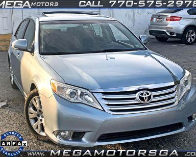Used 2011 Toyota Avalon Limited