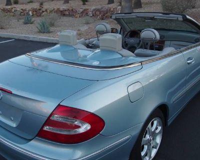 2004 Mercedes-Benz CLK CLK 320