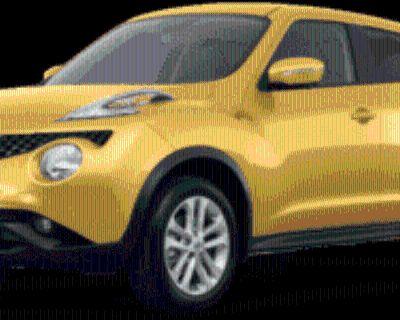 2016 Nissan JUKE S FWD CVT