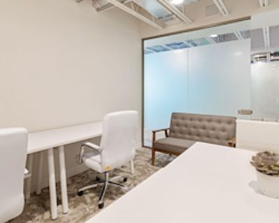 Private Office for 4 at Sandhouse Miami