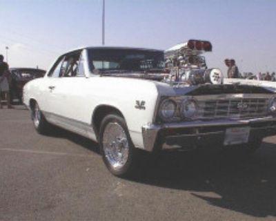 1967 Prostreet blown Chevelle