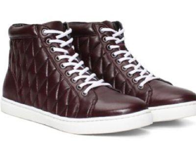 Bareskin Sneaker Shoes For Men - 100% Genuine Leather