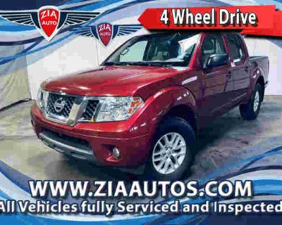 2015 Nissan Frontier Crew Cab for sale