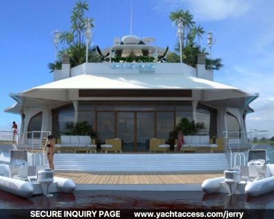 ORSOS ISLANDS an Exciting New Luxury Yacht Lifestyle Experience!