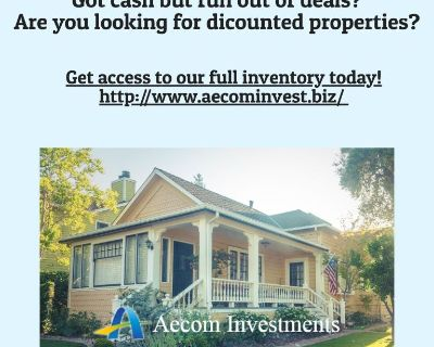 Cheap Houses in Indianapolis, Indiana and surrounding areas (Muncie,Anderson,New Castle)