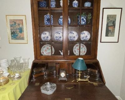 Incredible Estate Sale with Antiques, Tiffany, & Fine furnishings