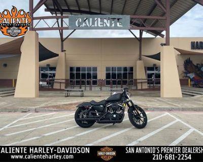 2021 Harley-Davidson Iron 883 Sportster San Antonio, TX
