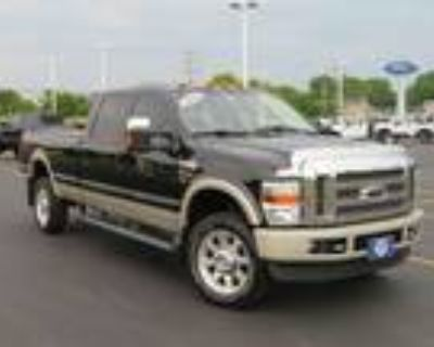 2010 Ford F-350SD King Ranch 156 WB