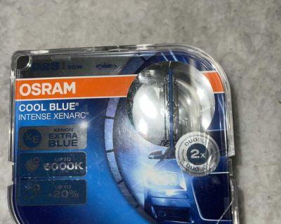 Nee cool blue headlights