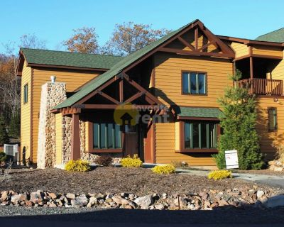 Lake Harmony – Beautiful 4 bedroom house in the mountains