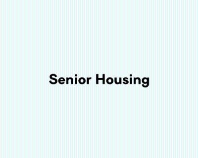 Senior Housing Covington Crossings