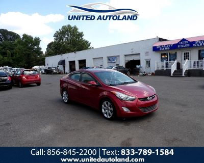 Used 2013 Hyundai Elantra 4dr Sdn Auto Limited PZEV (Alabama Plant)