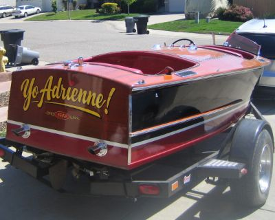 1948 Classic One Off Racing Runabout