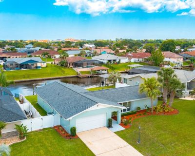 Saltwater Canal home Bring your boat!! - Palm Harbor