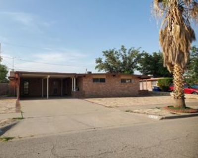 5129 Paris Ave #1, El Paso, TX 79924 3 Bedroom Apartment