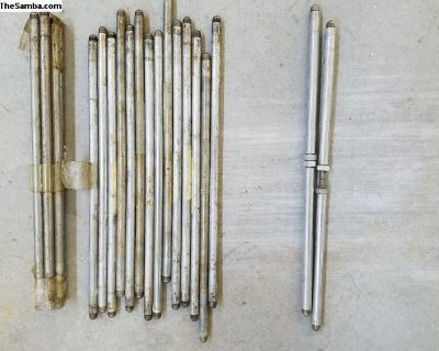 adjustable push rods & others.