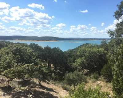 Stunning lake views; Massive deck; Thoroughly disinfected & clean - Canyon Lake