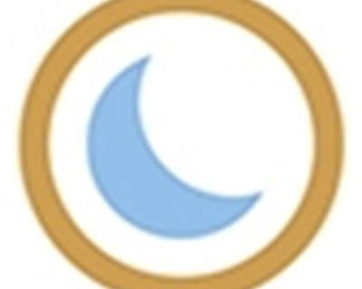 Blue Moon Rising on Cumming Farm