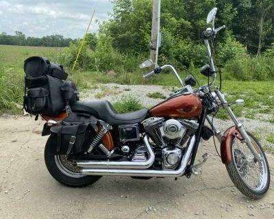 03 Harley dyna wide glide