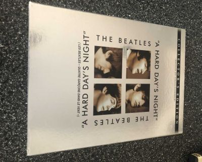 The BEATLES Hard Day's Night Collectors Edition DVD