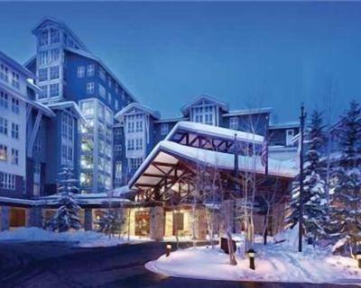 Marriott Mountainside 2BD - Park City
