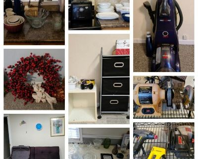 TWO Day Estate Sale in Richland