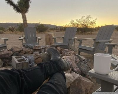 The Desert Shack near the park - Joshua Tree