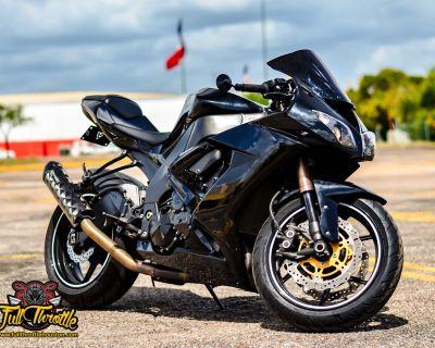 2008 Kawasaki Ninja ZX -10R Supersport Houston, TX