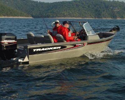 2004 Tracker Targa 17 WT