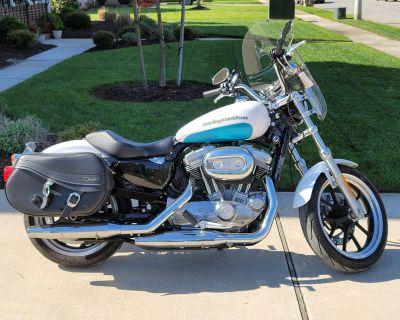 2016 Harley-Davidson SPORTSTER 883 LOW