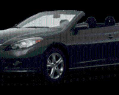 2008 Toyota Camry Solara Sport Convertible V6 Automatic