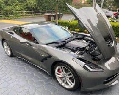 Corvette 7k miles - original owner