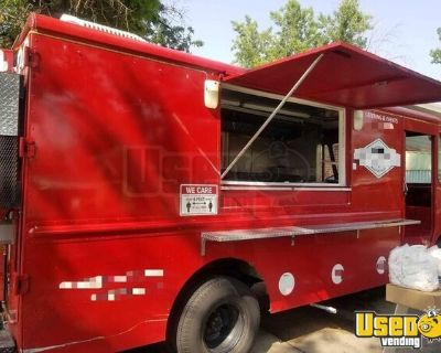 Chevy 16' Step Van Kitchen Food Truck/ Used Taco Truck