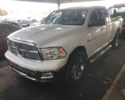 "2012 Ram 1500 Big Horn Quad Cab 6'4"" Box 4WD"