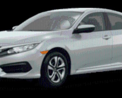 2017 Honda Civic LX Sedan CVT