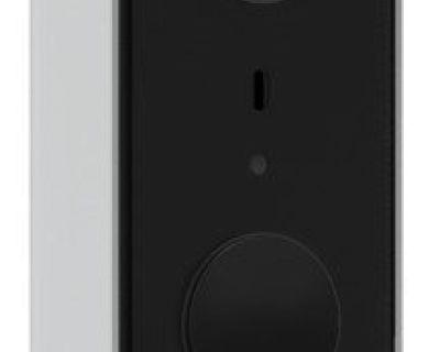Hogar Controls   Video Door Bell for Smart Security