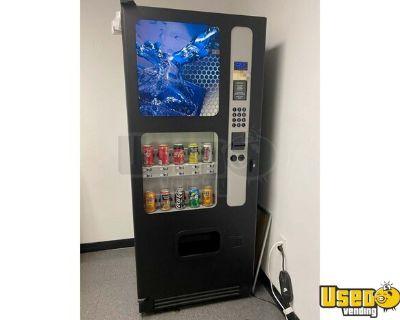 2010 Wittern 3500 FSI USI Vendnet Soda Vending Machine