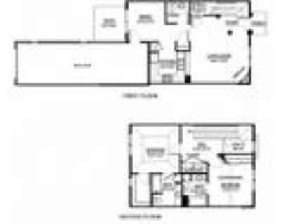 Georgetown Square Apartments - GTS Townhome - 2 Bed, 2.5 Bath Interior