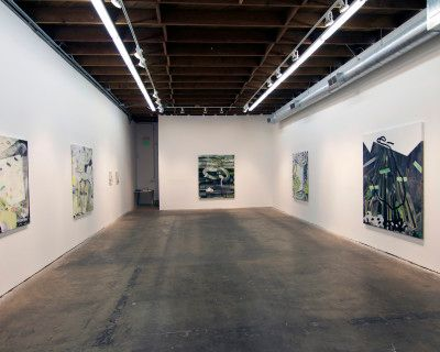 Stunning Culver City Contemporary Art Gallery with Outdoor Space, Los Angeles, CA