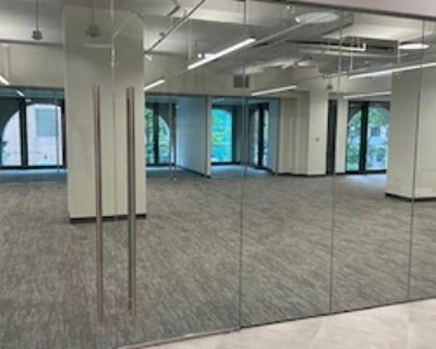 Private Office for 40 at Heyday Workplaces- M Street NW