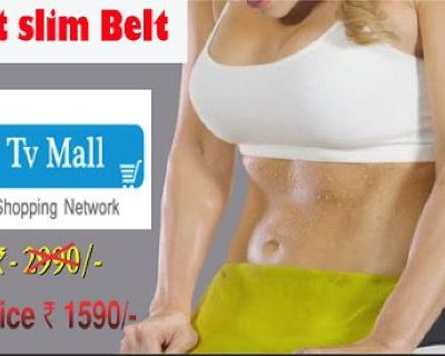 The Sweat Slim Belt is Key to reducing your unwanted fat: | Buy Now 1950/-