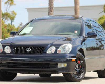 2001 Lexus GS GS 430