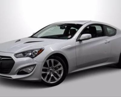 2014 Hyundai Genesis Coupe 3.8 Grand Touring
