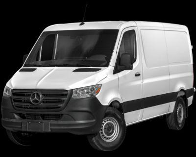 New 2021 Mercedes-Benz Sprinter Cargo Van RWD Full-Size Cargo Van