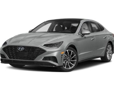 New 2022 Hyundai Sonata Limited