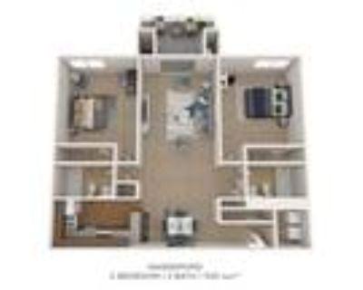 River Park Tower Apartment Homes - 2 Bedroom 2 Bath