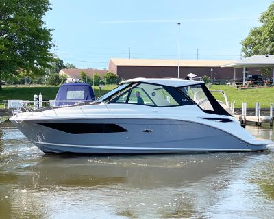 2021 Sea Ray 320 Sundancer Coupe