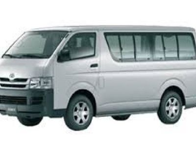 Affordable Van Rental Service in Malaysia